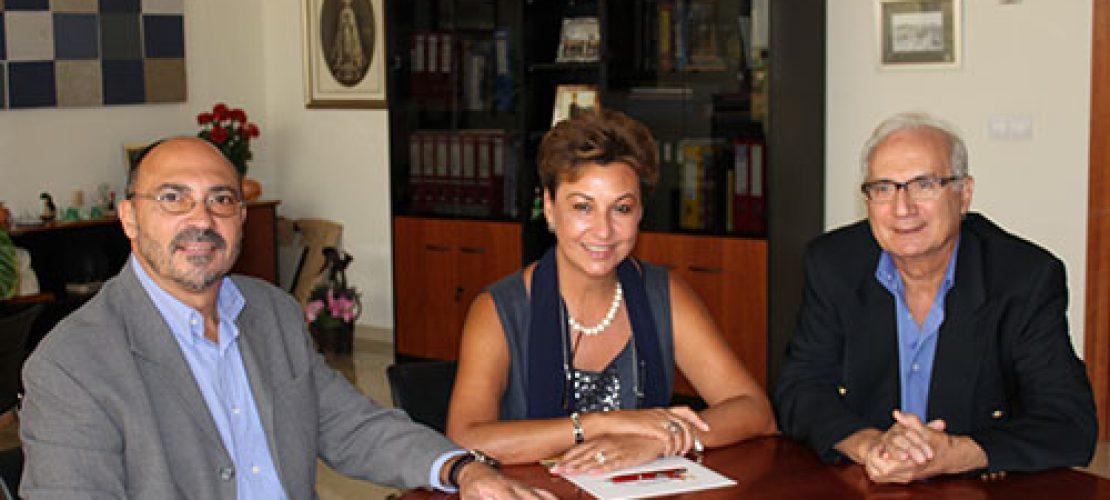 FIRMA CONVENIO CON UNIVERSITAT MIGUEL HERNÁNDEZ (ELX)