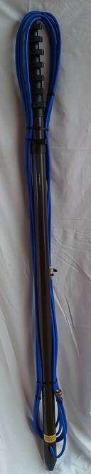 29A PÉRTIGA de FIBRA de CARBONO de 1,80 a 12 metro