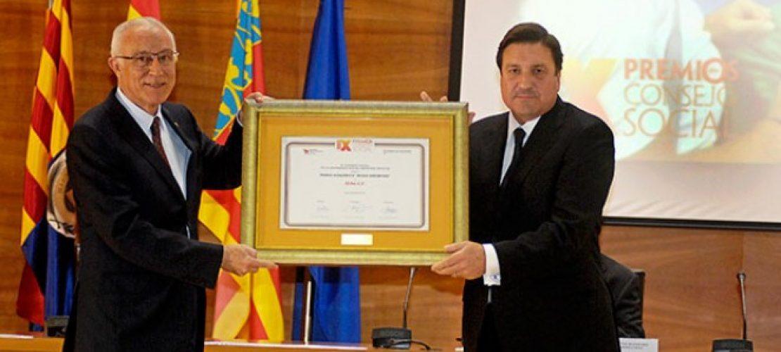 Elche CF, Premio Honorífico del Consejo Social de la UMH