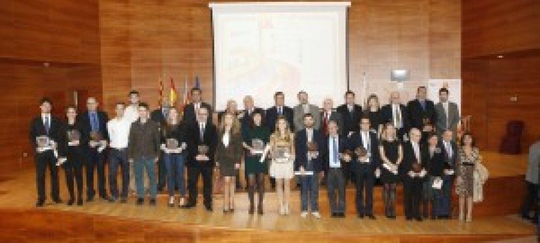 Acto de entrega IX Premios Consejo Social